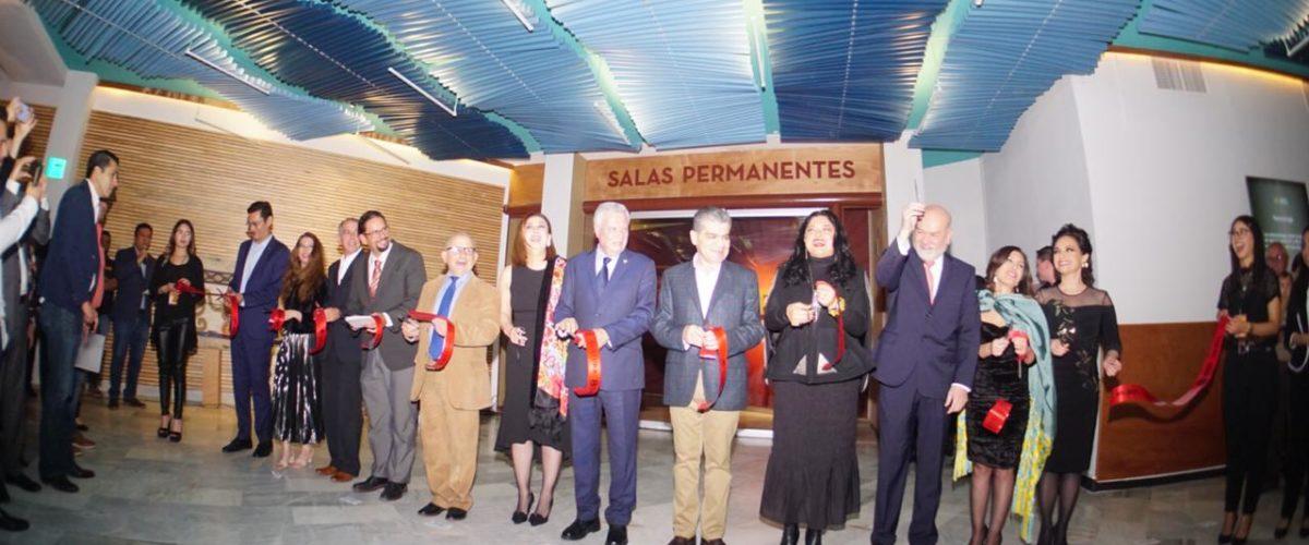 MARS REINAUGURA EL MUSEO REGIONAL DE LA LAGUNA