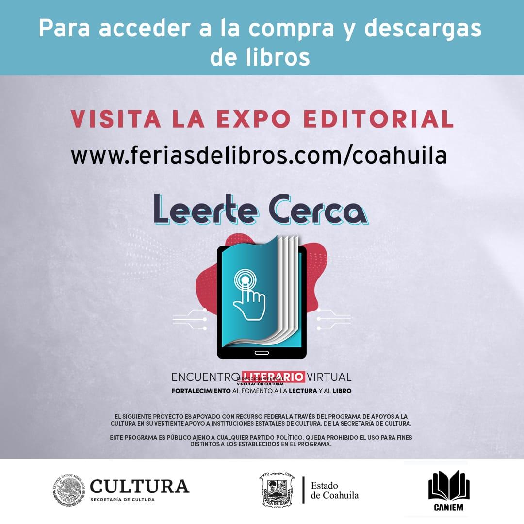 Visita la Expo Editorial