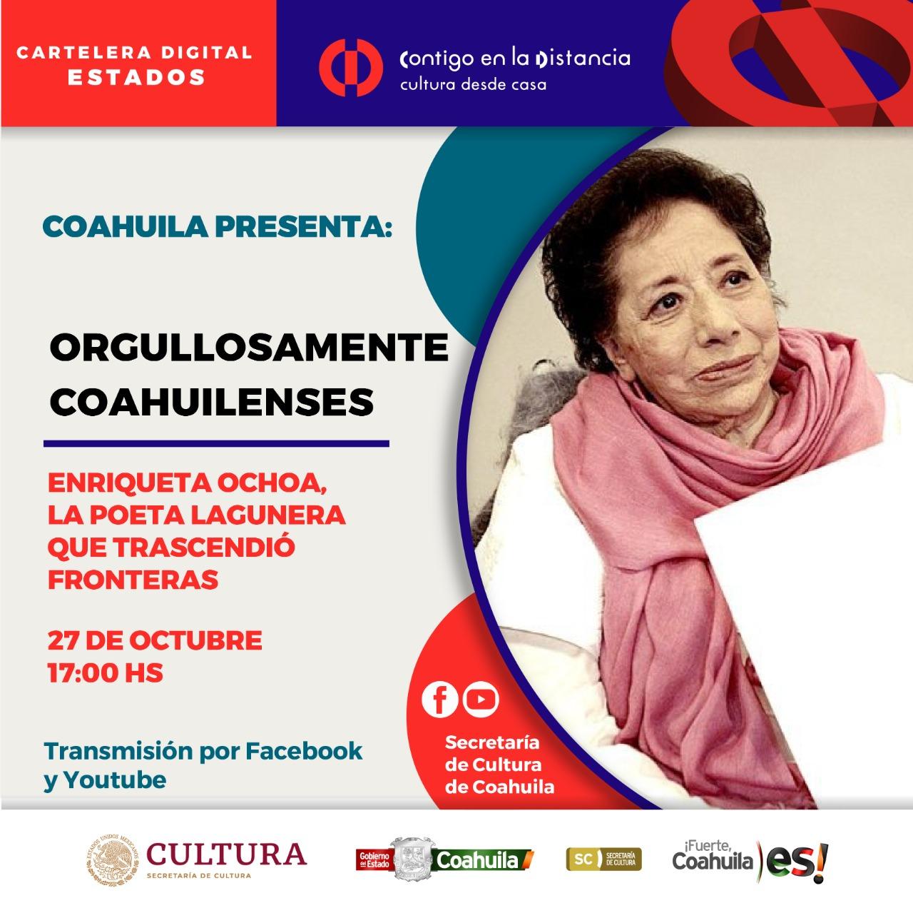 COAHUILA PRESENTA: ORGULLOSAMENTE COAHUILENSES