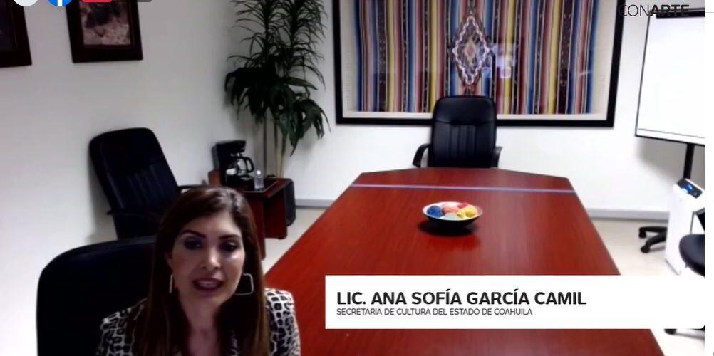 CULTURA COAHUILA PRESENTE EN EL FESTIVAL 'NORTE CREATIVO 2020'