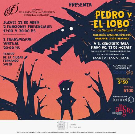 ORQUESTA FILARMÓNICA DEL DESIERTO COAHUILA DE ZARAGOZA