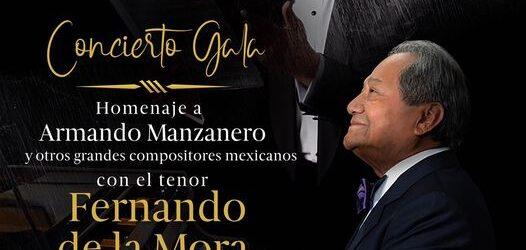CULTURA COAHUILA RENDIRÁ HOMENAJE AL INMORTAL ARMANDO MANZANERO