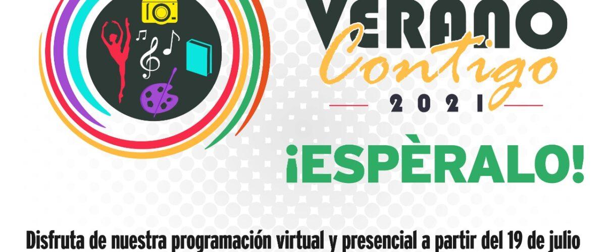 'VERANO CONTIGO', DE COAHUILA, CONTARÁ CON GRANDES ACTIVIDADES CULTURALES